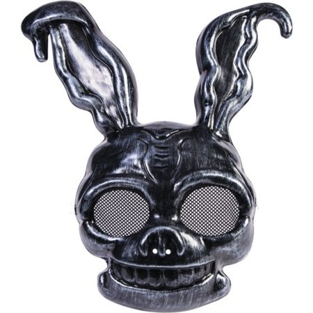 Frank The Bunny Half Mask Donnie Darko Movie Face Costume Rabbit Horror Scary - Rabbit Half Mask