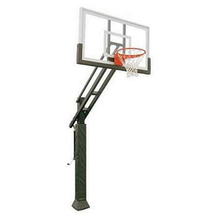 - Ironclad Sports Triple Threat TPT554-LG Basketball System
