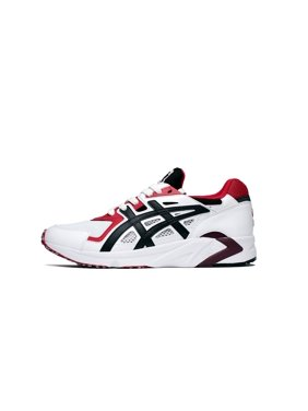 2c0d45fab06ac8 Product Image Mens Asics Gel-DS Trainer OG White Black Red H704Y-100