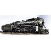 Broadway Limited 1940 HO New Haven I-4-d 4-6-2 Pacific W-12-c Tender #1357