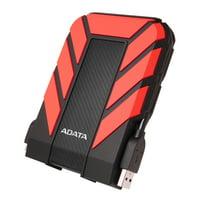 2TB AData HD710 Pro USB3.1 2.5-inch Portable Hard Drive (Red)