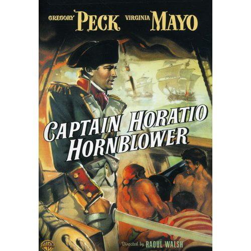 CAPTAIN HORATION HORNBLOWER (DVD/P&S-1.33/BRAZ-PORT/ENG SUB)