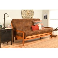 Albany Futon in Barbados Finish, Multiple Colors