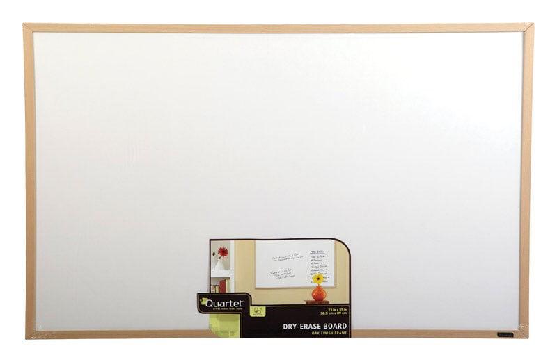 Acco Quartet Dry Erase Board, 24 X 36 X 0.74 in, Wood by ACCO BRANDS INC