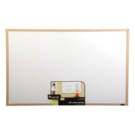 Dry Erase Board With Wood Frame 23 X 35 In Walmartcom