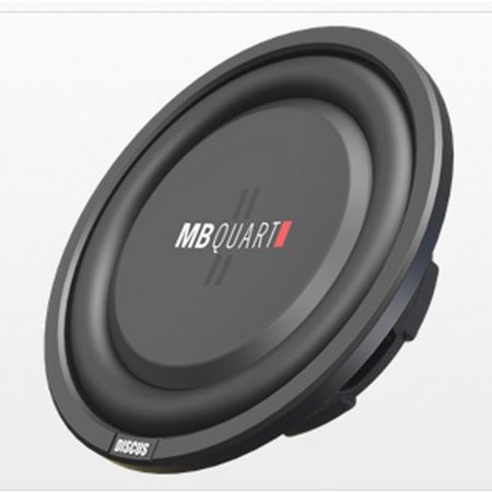 - MB Quart DS1-204 Discus Series Shallow Subwoofer