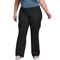 Women's Plus Size Relaxed Fit Cargo Pants