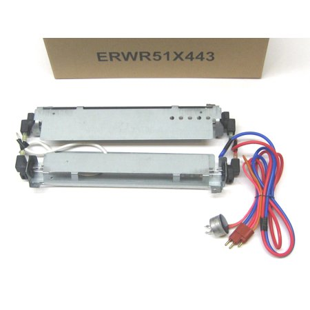 WR51X443 for GE Hotpoint Refrigerator Defrost Heater AP2071465 PS303934 ()