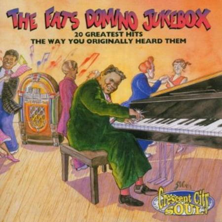 Fats Domino Jukebox: 20 Greatest Hits (CD) (Jukebox Prop)
