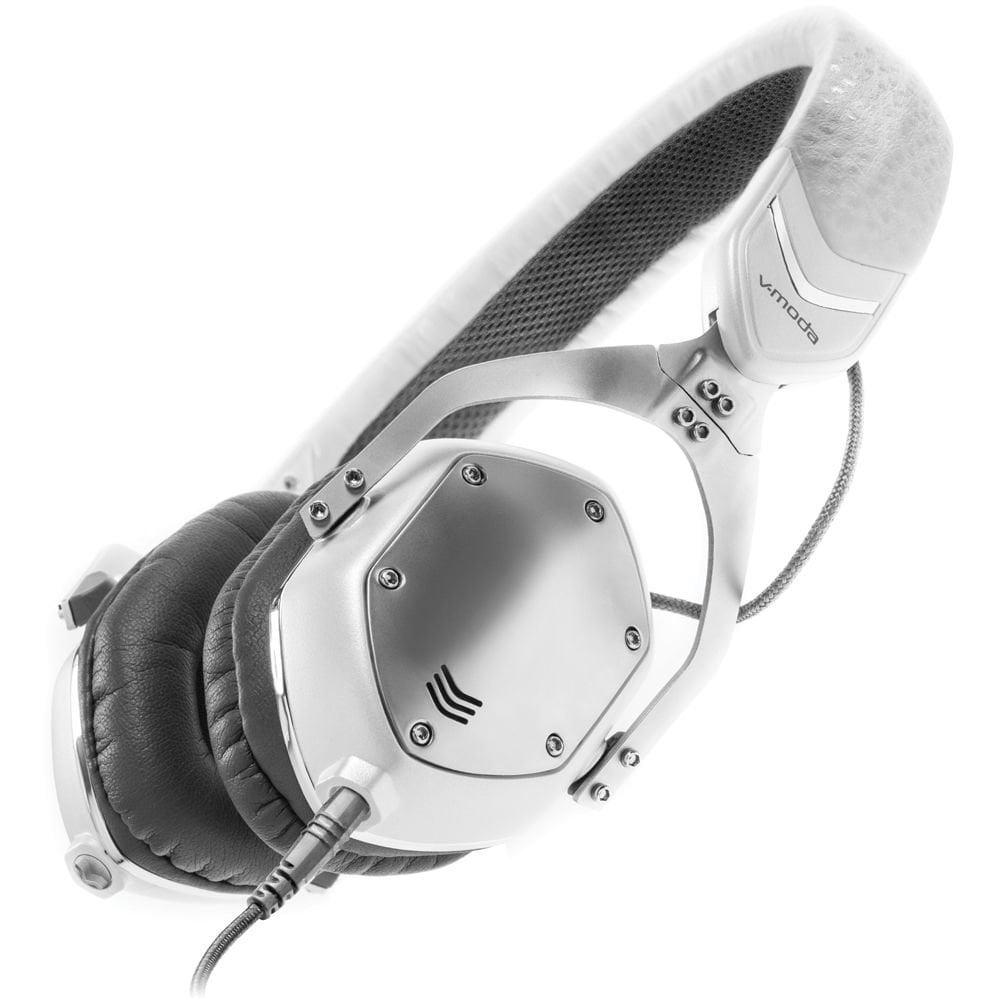 V‑MODA Xs On‑Ear Headphones ‑ White