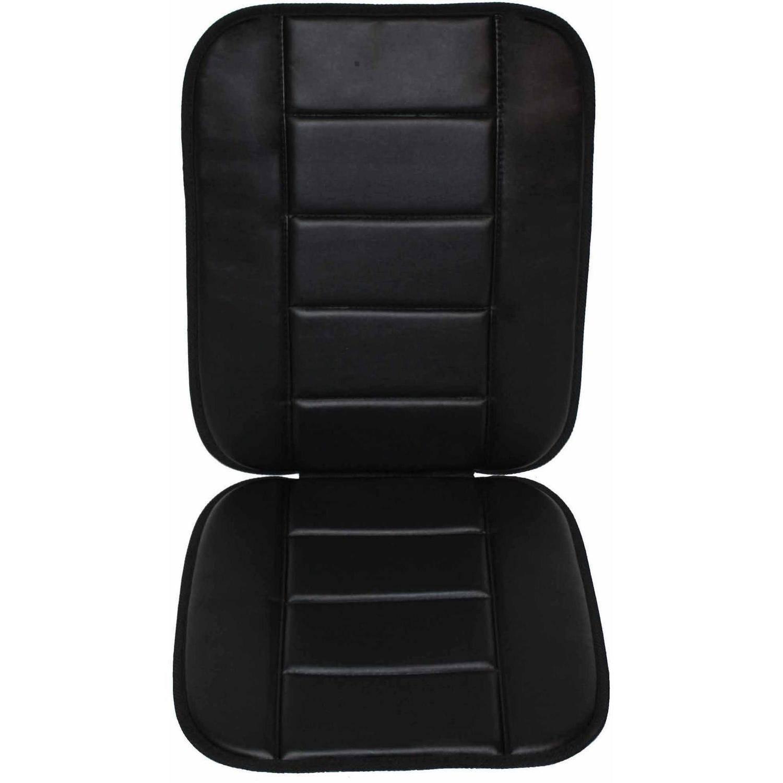 Auto Drive Simulated Leather Full Seat Cushion