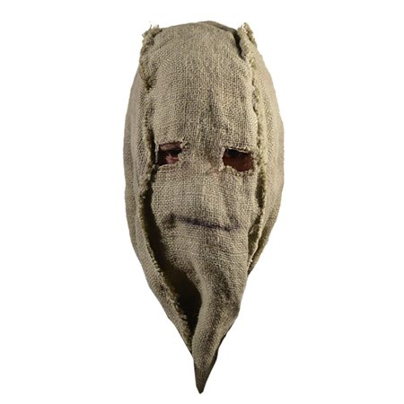 The Strangers Prey at Night Man in the Mask Adult Costume Mask](Tin Man Mask)