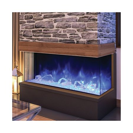 Pleasing Orren Ellis Attridge 3 Sided Wall Mounted Electric Fireplace Wiring 101 Vihapipaaccommodationcom