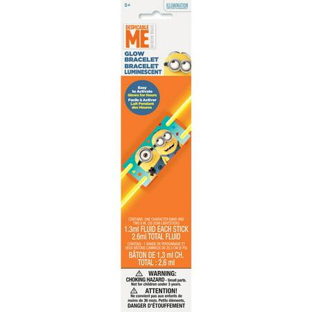 Despicable Me Minions Glow Bracelet - Walmart.com