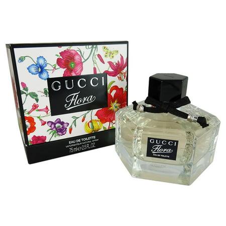 Gucci Flora For Women 2 5 Oz Edt