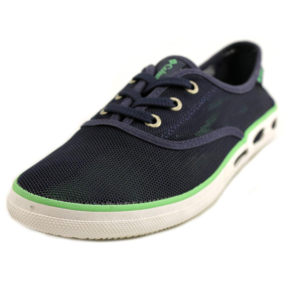 Columbia Vulc N Vent Women  Round Toe Synthetic Blue Sneakers