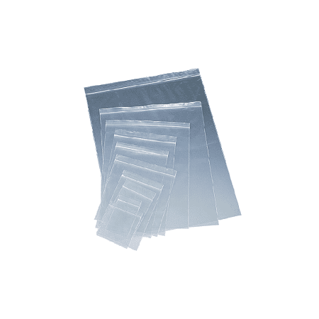 Resealable Zipper Storage Bag 13 Quot X 18 Quot Clear Plastic 4