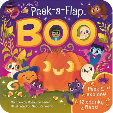 Boo: Chunky Peek a Flap Board Book (Board - Boo Halloween Tutorial
