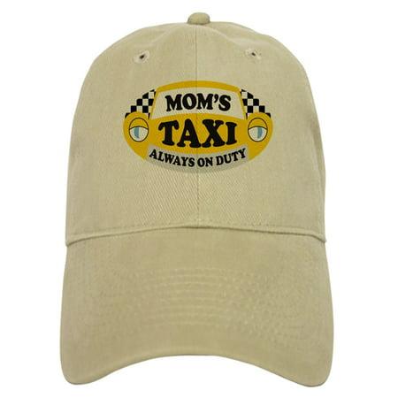 CafePress - Mom s Family Taxi - Printed Adjustable Baseball Cap -  Walmart.com 15d12a428025