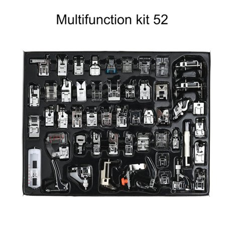 Household Sewing Machine Presser Foot Multi-function Sewing Presser Foot Set - image 1 of 5