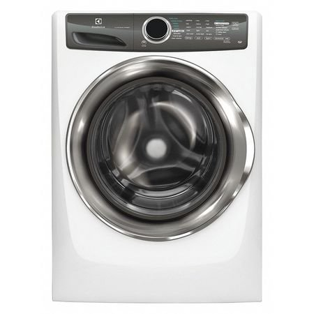 Front Load Washer,White,31-1/2