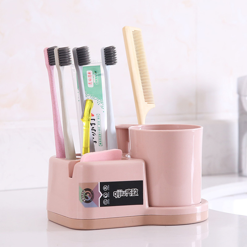 Home Wash Cups Toothbrush Holder Mug Cup Brush Cups Bathroom Toothbrush Holder