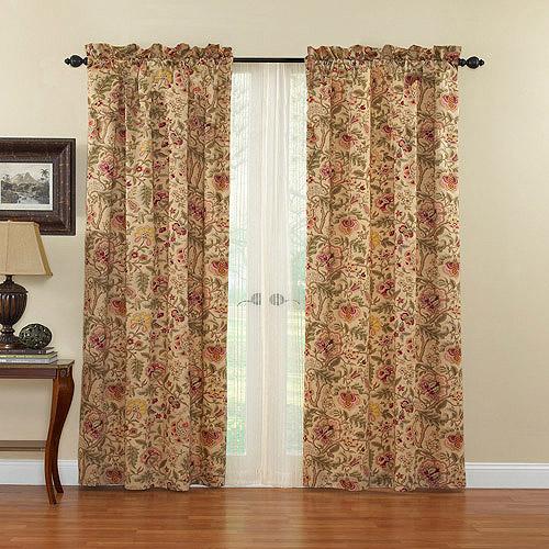 Waverly Imperial Dress Antique Curtain Panel