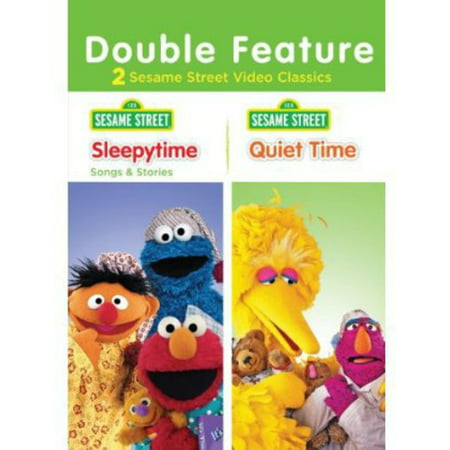 Sesame Street: Sleepytime Songs and Stories / Quiet Time - Sesame Street Halloween Show