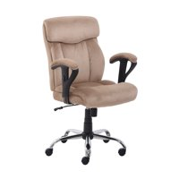 Serta Big & Tall Fabric Manager Office Chair (Beige)