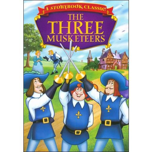 Storybook Classics: The Three Musketeers (Full Frame)