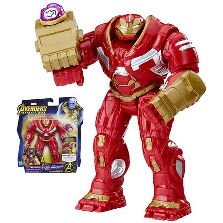 "Hulkbuster Avengers Infinity War 6"" Action Figure"