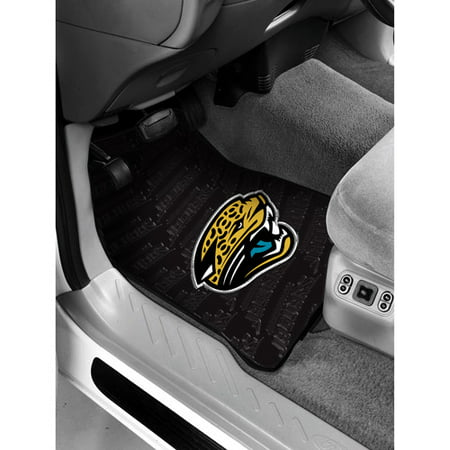 NFL - Jacksonville Jaguars Floor Mats - Set of 2