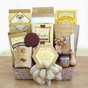 Simple Gourmet Gift Basket