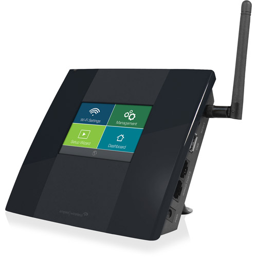 Amped Wireless High Power Touch Screen Wi-Fi Range Extender, TAP-EX