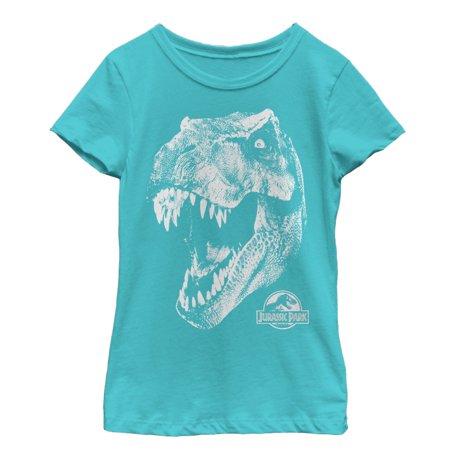 Jurassic Park Girls' Tyrannosaurus Rex T-Shirt