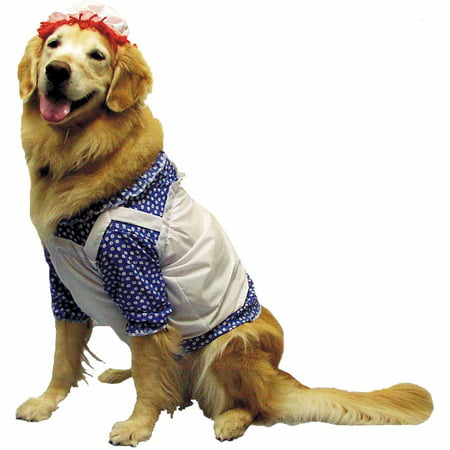 Raggedy Ann Halloween Pet Costume (Multiple Sizes Available)