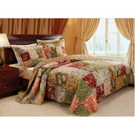 Greenland Home Fashions Antique Chic - 2/ 3 Piece Bedspread Set