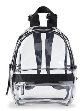 No Boundaries Clear Mini Dome Backpack