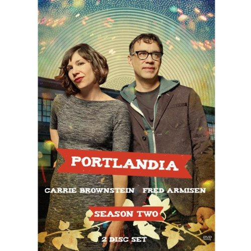 Portlandia: Season Two (Full Frame)
