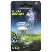 Best Co2 Diffuser For Aquaria - CO2 Glass Diffuser with Suction Cup - Small Review