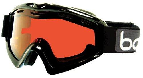 X-9 OTG Goggle, OTG Otg Snow Polarized Black Bolle Goggles Windproof Helmet Pc Winter Goggle LensShiny Z5 Shiny Sports... by