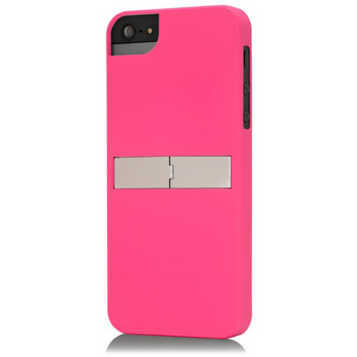 Versio Mobile VM-20211 iPhone 5/5S Merge with Stand Pink