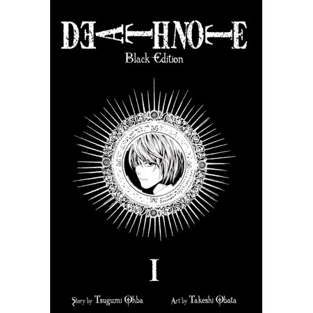 Death Note Black Edition, Vol. 1 Death Note Kira Game