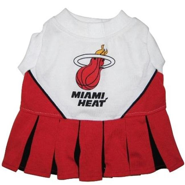 Mirage Pet Products 305-06 CH-XS Miami Heat Cheer Leader XS