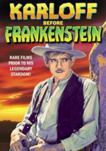 Karloff Before Frankenstein by ALPHA VIDEO DISTRIBUTORS