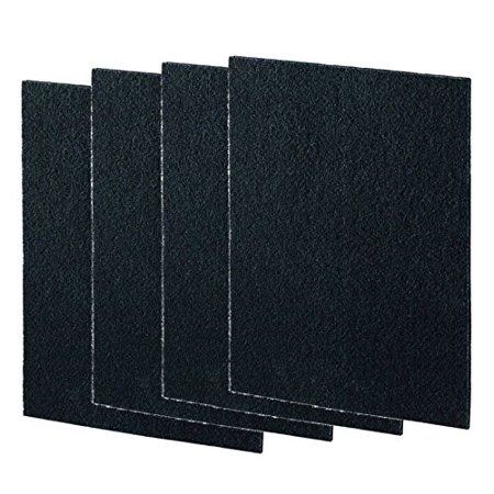 - Replacement Carbon Pre Filter For Fellowes AeraMax 300 Air Purifier - 4 Pack (9324201)