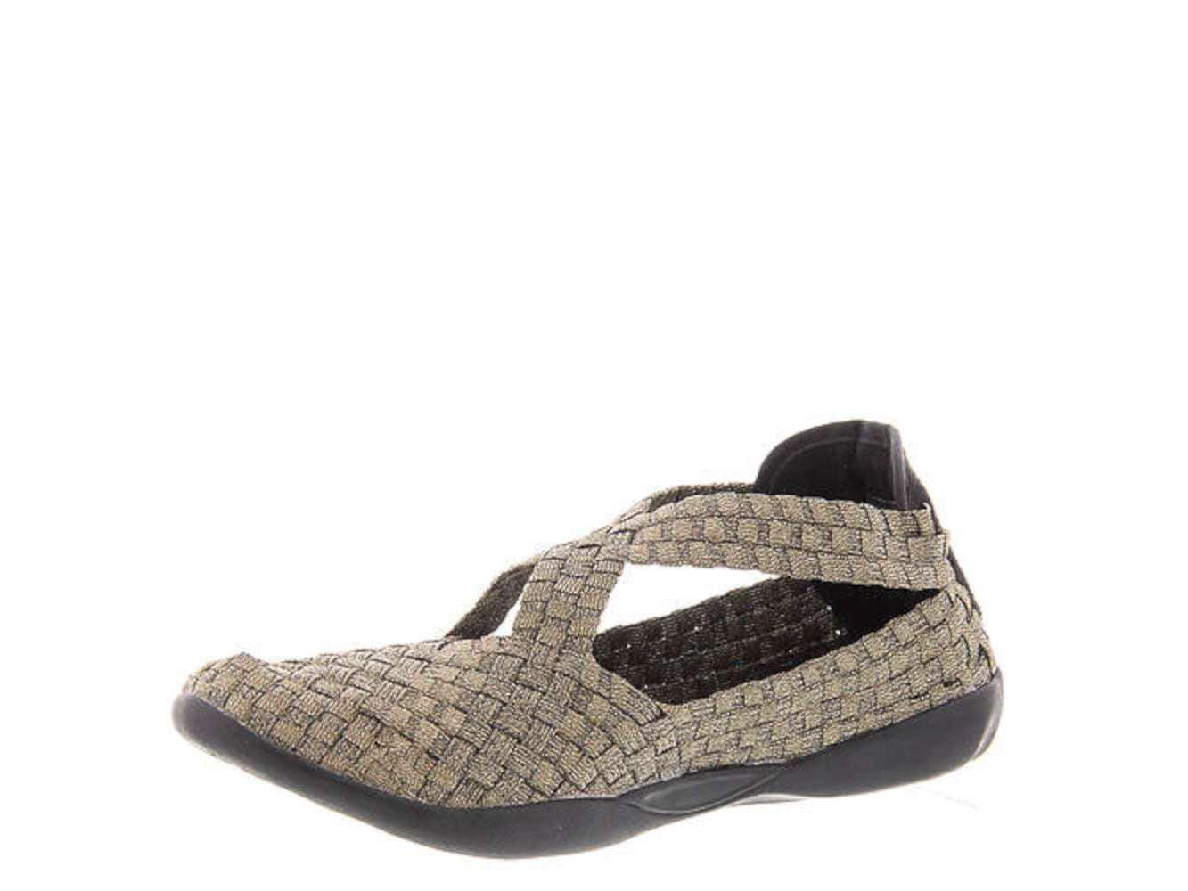 6f24b1e2aad Bernie Mev Womens Leero Closed Toe Casual Strappy Sandals