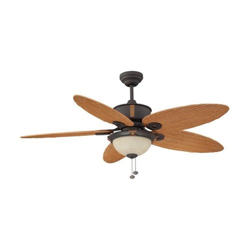Litex E-EH52NON5C1S 52-in 3-Light Earhart Ceiling Fan