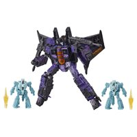 Transformers War for Cybertron Series-Inspired Decepticon Hotlink 3-Pk