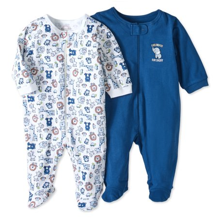 Garanimals Newborn Layette Baby Shower Gift Set, 20pc (Baby Boys)
